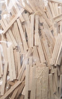 Northeastern Scale Lumber 80 HO Low Profile Wood Ties (500)