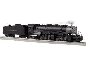 Lionel 6-85179 O Buffalo Rochester & Pittsburgh BTO 2-6-6-2 Steam #755