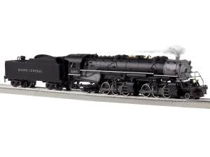 Lionel 6-85181 O Maine Central BTO 2-6-6-2 Steam Loco with Bluetooth #1205