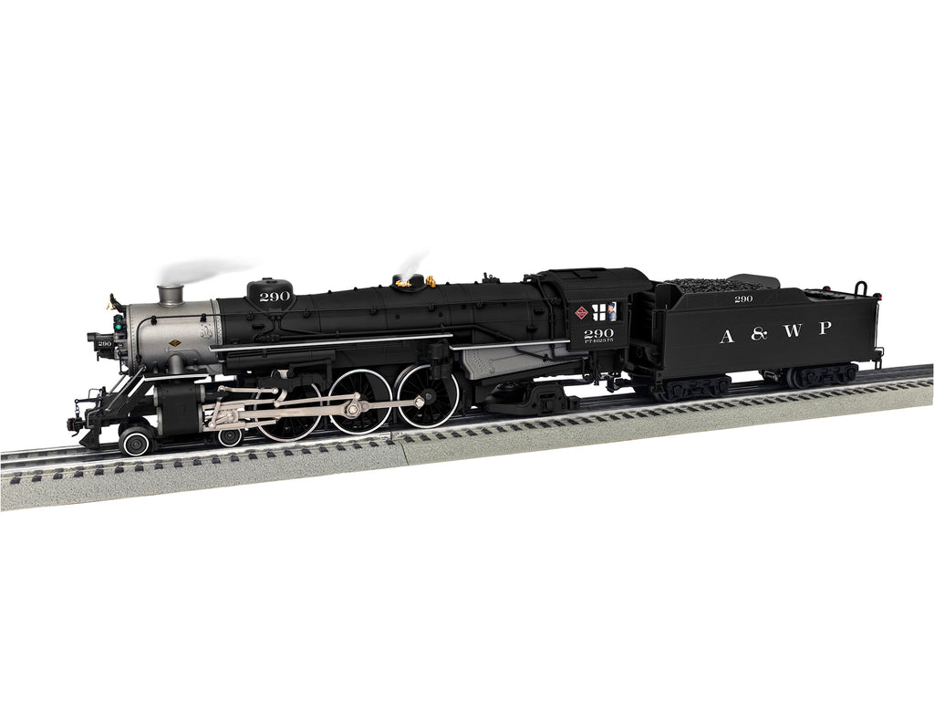 Lionel 6-85170 O Atlanta & West Point BTO Steam with Bluetooth #290