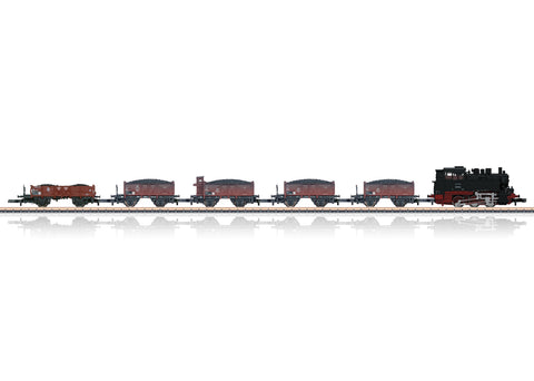 Marklin 81352 Z Insider Coal Transporter Set