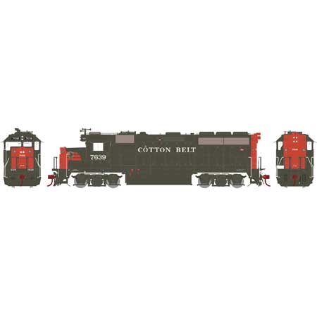 Athearn G65766 HO St. Louis Southwestern GP40-2 with DCC Sound #7639