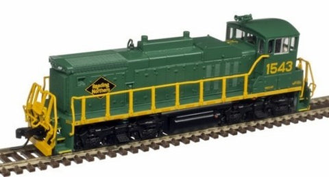 Atlas 40003828 N Reading & Northern EMD MP15DC Diesel Locomotive #1543 - DCC