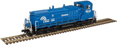 Atlas 40003833 N Conrail EMD MP15DC Diesel Locomotive #9625 - DCC