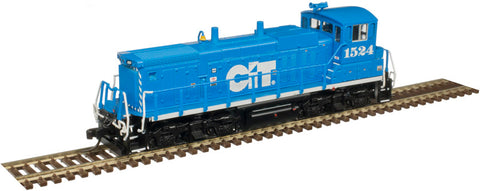 Atlas 40003824 N CITX EMD MP15DC Diesel Locomotive #1530 - DCC