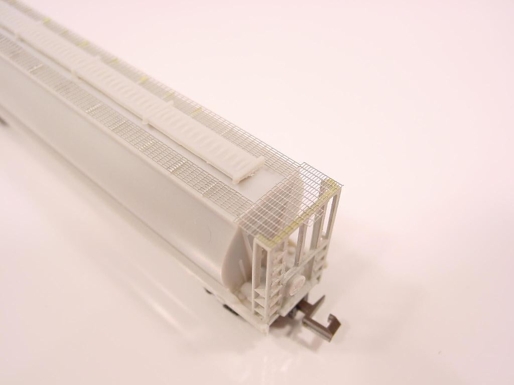 Plano Model Products 256 N 100 Ton Canadian Grain Hopper Walkway - CS Shops