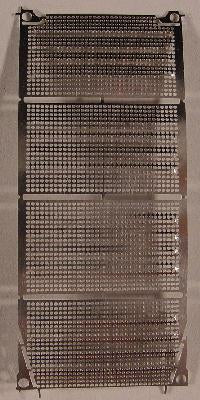 Plano Model Products 325 HO Bi-Level Autorack Panel Set - All Panels Perforated
