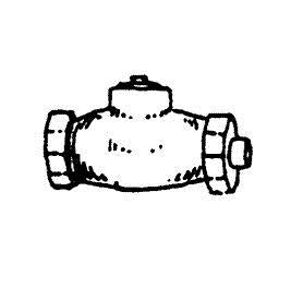 Scale Structures 2195 HO Check Valve (6)