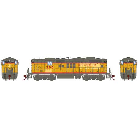 Athearn G64241 HO Iowa Interstate GP9 with DCC & Sound #300
