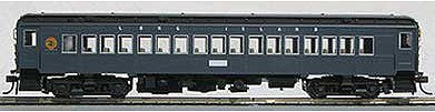 Con-Cor 1094122 HO Long Island Good Fellow MP-54 Coach #1671