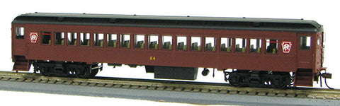 Con-Cor 1094083 HO Pennsylvania MP-54 Coach #74