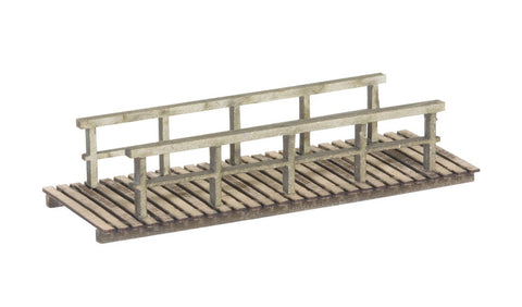 Noch 14420 TT Small Foot Bridge Laser-Cut Kit