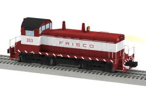 Lionel 6-85025 O Frisco Legacy SW7 Diesel Locomotive Bluetooth #303