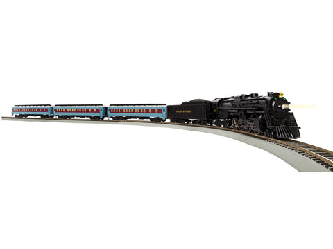 Lionel 871811010 HO The Polar Express 2-8-4 Passenger Set with Bluetooth