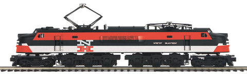 MTH 20-5695-1 O New Haven EF-3B Electric Locomotive with Sound #154