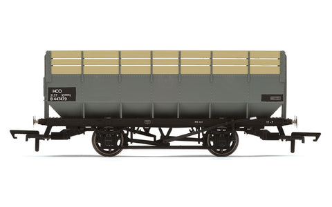 Hornby R6838 OO British Railways 20-Ton Era 6 Coke Wagon