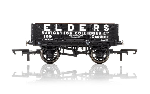 Hornby R6863 OO Elders Era 3 4-Plank Wagon