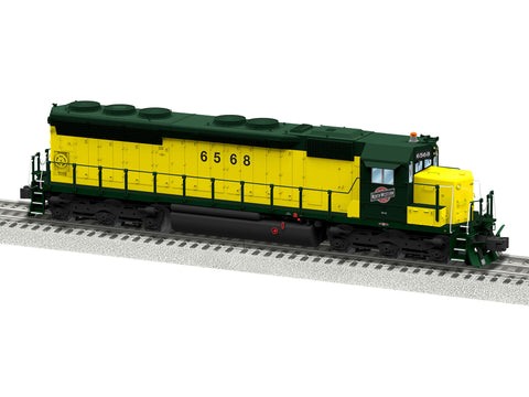 Lionel 6-85033 O Chicago North Western Legacy SD45 Diesel Loco Bluetooth #6568