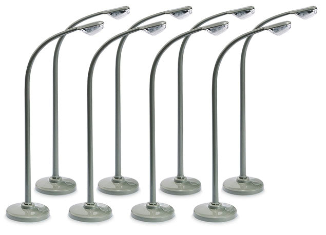 Wiking 001821 HO Street Lighting Accessories (Pack of 16)