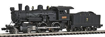 Model Power 87627 N Louisville & Nashville 4-4-0 American Steam Loco