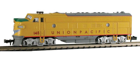 Model Power 89445 N Union Pacific EMD FP7A Phase II Diesel Locomotive Sound/DCC