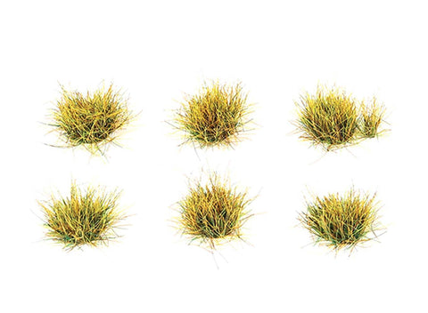Peco PSG-74 10mm Self Adhesive Spring Grass Tufts (Pack of 100)