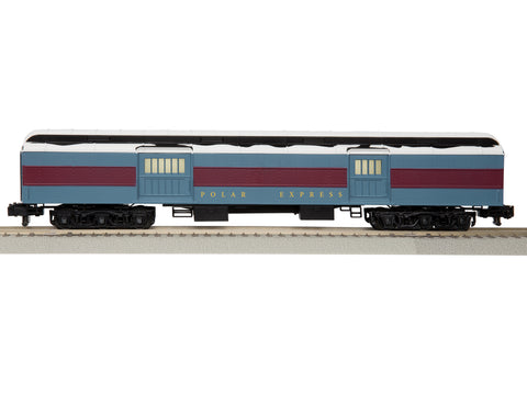 American Flyer 6-44130 S The Polar Express™ Baggage Car