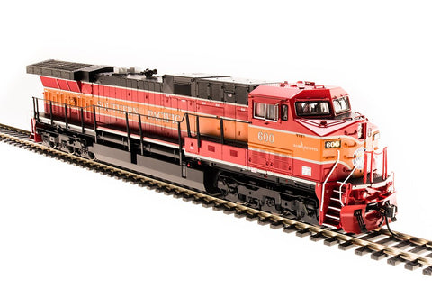 Broadway Limited 5689 HO Southern Pacific GE AC6000 Daylight with Sound #6000