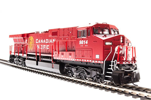Broadway Limited 5683 HO Canadian Pacific GE AC6000 with Sound #9821