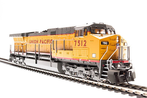 Broadway Limited 5691 HO Union Pacific GE AC6000 with Sound #7516