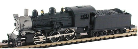 Model Power 87600 N Undecorated 2-6-0 Mogul with Standard DCC