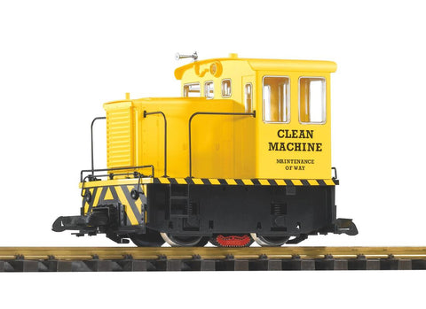 Piko 38501 G Scale Clean Machine Track Cleaning Locomotive
