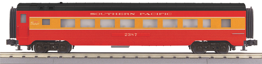 MTH 30-68068 O Southern Pacific 60' Streamlined Coach Car #2488