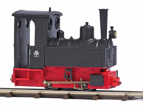 Busch 12142 HO Decauville Type 3 42mm Steam Locomotive with Headlight