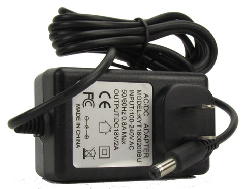 Roco 96307 Switch Mode Power Supply 120 Volts Input, 18 Volts Output, 36 VA, FCC Approved