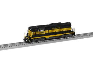 Lionel 6-84277 O Nickel Plate Road BTO GP9 Diesel Torpedo with Bluetooth #484