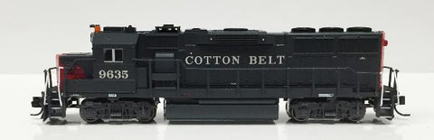 Fox Valley Models 70851 N Cotton Belt GP60 Diesel Locomotive with Late Dyn Brake #9635
