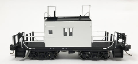 Fox Valley Models 31169 HO Undecorated White Transfer Caboose