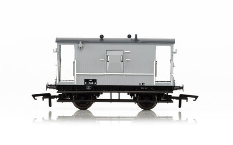 Hornby R6834 OO British Rail 'Toad E' Dia.064 20Tons Era 4 Brake Van #E175712
