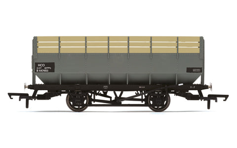 Hornby R6838A OO British Rail 20Ton Era 6 Coke Wagon