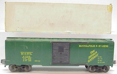 American Models 4382 O Minneapolis & St. Louis Boxcar