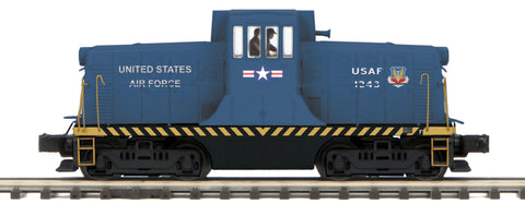 MTH 20-20879-1 O United States Air Force Hi-Rail 44-Ton Diesel with PS3 #1243
