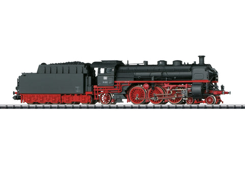 Trix 16185 N Digital Deutsche Bahn LVA Steam Locomotive #18505