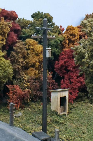 Lehigh Valley Models LVM 6 S Electric Utility Pole