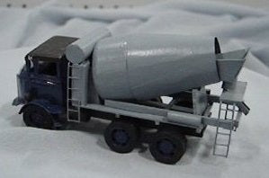 Lehigh Valley Models LVM 8-M S Mack Concrete Truck