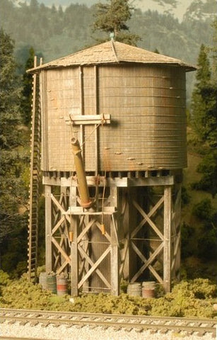Lehigh Valley Models LVM 2 S 50,000 Gallon Water Tank