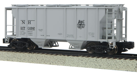 MTH 35-75053 S New Haven PS-2 Hopper Car #117032