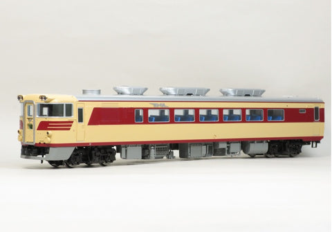 Kato 3-509-1 HO KIHA 82 4-Car Passenger Cars Basic Set