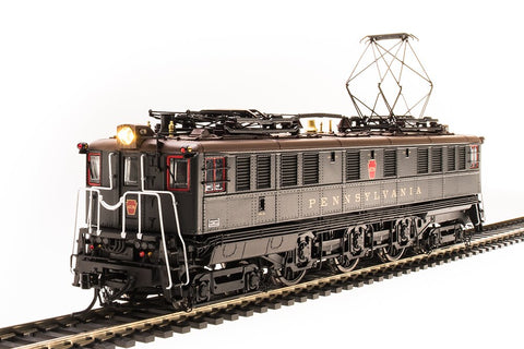 Broadway Limited 4704 HO Pennsylvania P5a Boxcab Electric Loco #4718