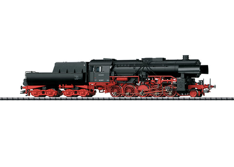Trix 22224 HO German Federal Railroad Class 42 Heavy Steam Freight Locomotive